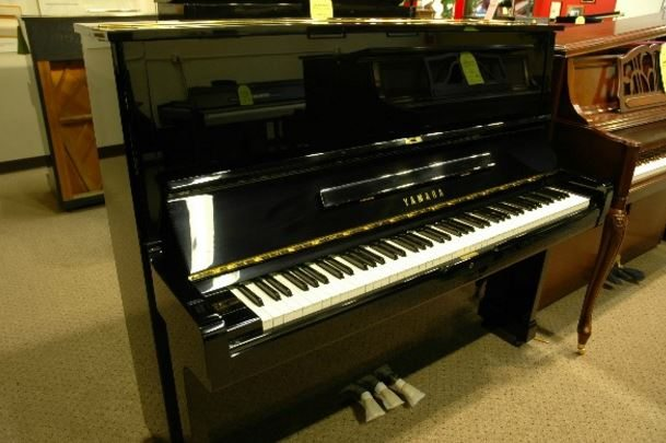 Yamaha u2 professional upright piano for Yamaha piano los angeles