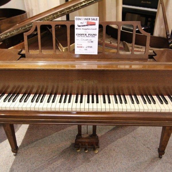 Chickering Grand Piano