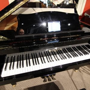The QRS PIanomation II is the state of the art in player piano systems.