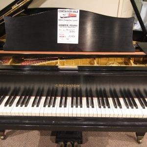 Semi Concert Grand Piano