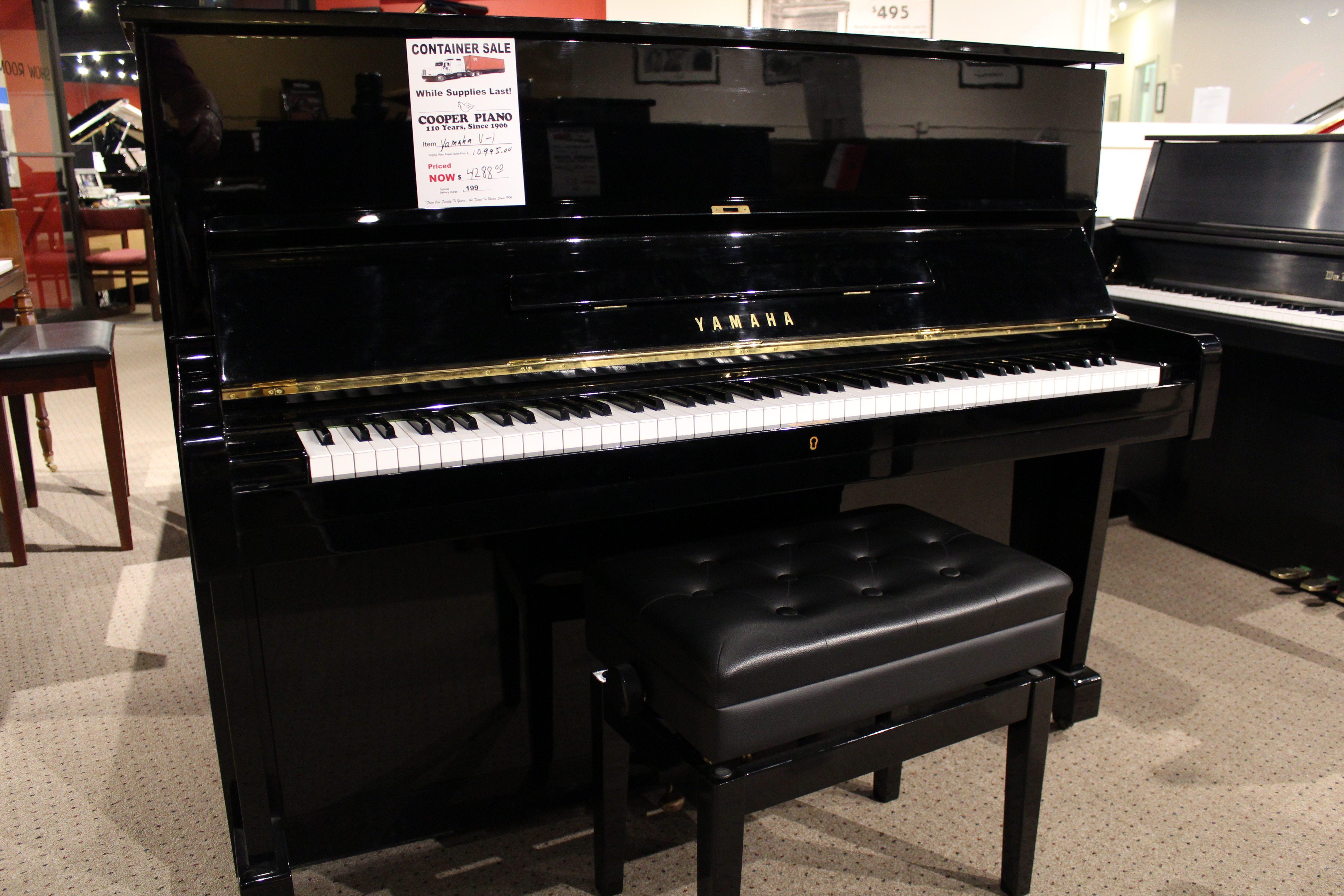 Yamaha u1 upright cooper piano for Yamaha piano upright