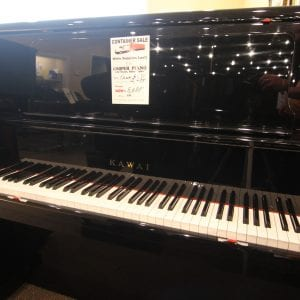 Full score music desk.