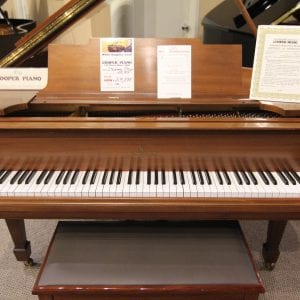 Steinway M grand with Pianomation