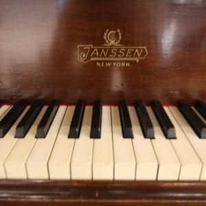 Lovely Walnut piano!